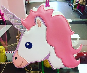 Alex Malay Unicorn Purse