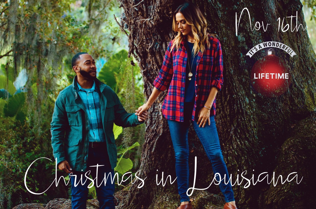 Films in New Iberia Christmas in Louisiana movie poster