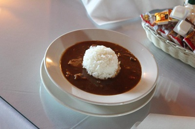 Bowl of Gumbo from Cafe Jefferson - Photo by Jefferson Island Rip Van Winkle Gardens