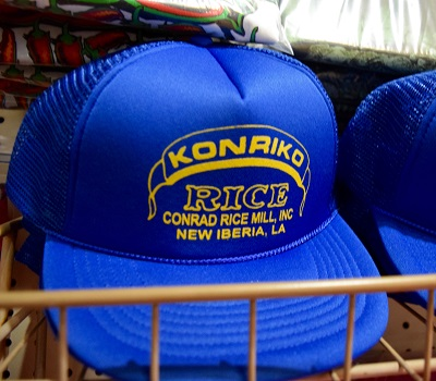 Konriko Rice Mill Hat