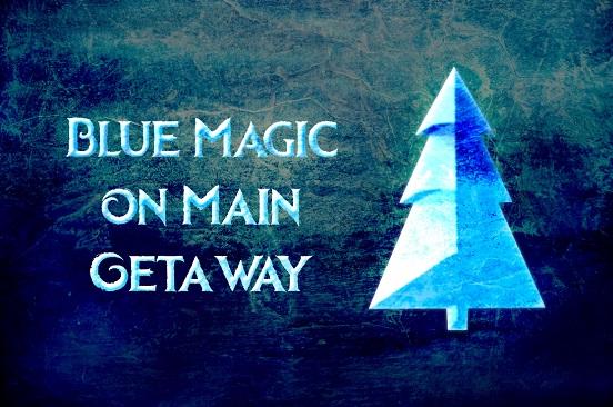 Blue Magic on Main Getaway Facebook Contest