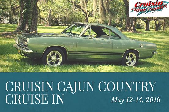Cruise Cajun Country