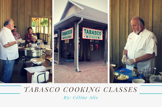Tabasco Cooking Classes Now Available