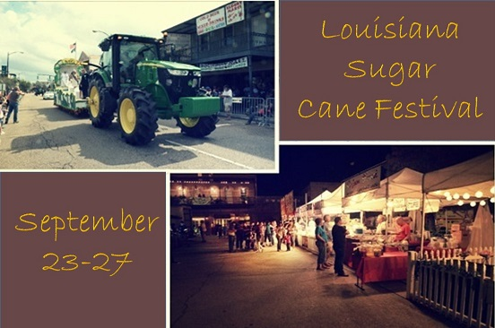 Louisiana Sugar Cane Festival
