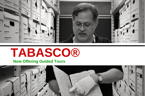 Tabasco Guided Tours