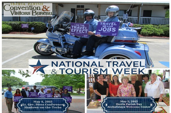 Celebrate National Travel and Tourism Week with IPCVB!