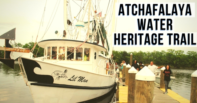 Atchafalaya Water Heritage Trail
