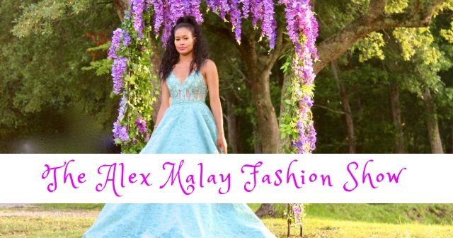 The Alex Malay Avery Island Fashion Show