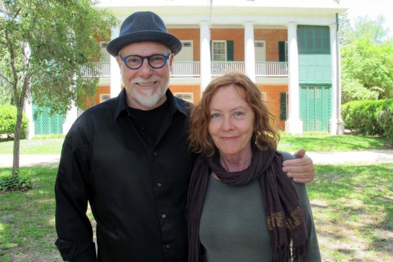 David Greely and Lynda Frese