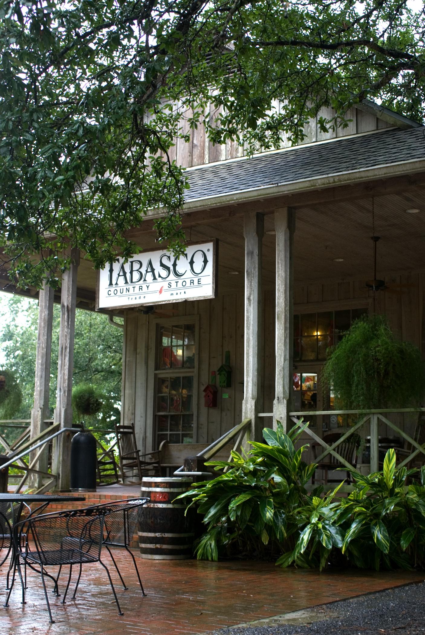 tabasco country store avery island