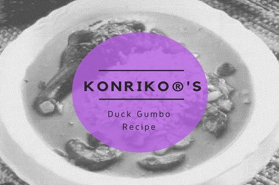 Konriko Duck Gumbo