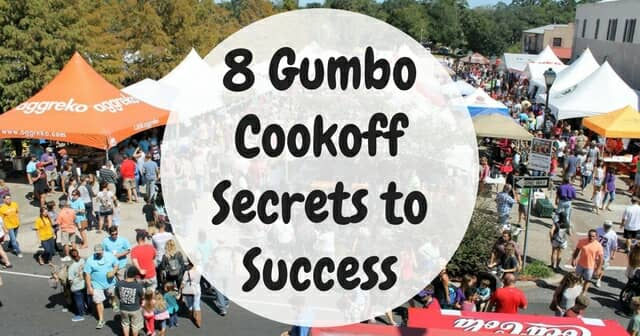 World championship gumbo Cookoff New Iberia secrets to success