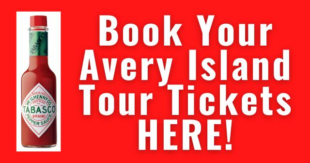 Avery Island Tabasco Open Tickets