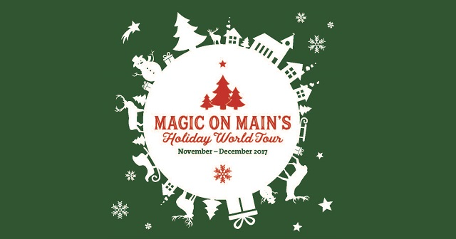 Iberia Parish Christmas events Magic on Main's Holiday World Tour