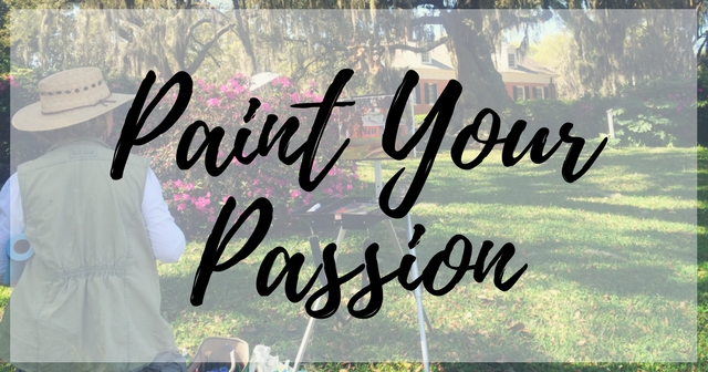Shadows on the Teche Plein Air Art Competition Paint Your Passion