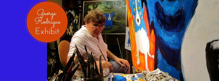 George Rodrigue Exhibit