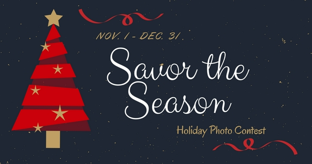 Savor the Season Holiday Photo Contest
