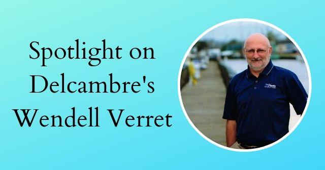 Spotlight on Delcambre's Port Director, Wendell Verret