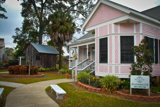 Jeanerette Sugar Museum - Courtesy of Iberia Parish CVB