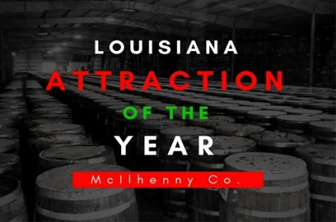 Louisiana Attraction of the Year McIlhenny Co.
