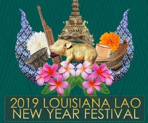 10 Things You Didn't Know About the Louisiana Lao New Year Festival