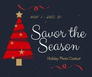 Savor the Season Photo Contest