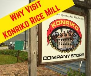 Why Visit Konriko Rice Mill