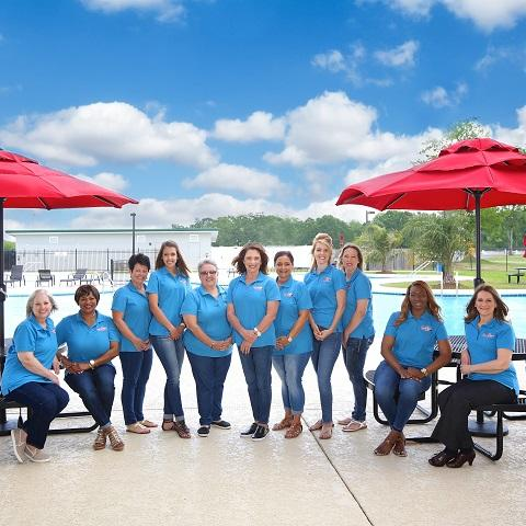Isle of Iberia RV Resort Staff