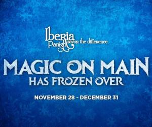 Magic on Main has Frozen Over!