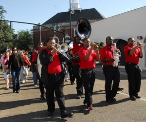 Musical Fun in Iberia Parish