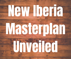 New Iberia Masterplan for Community Development Unveiled