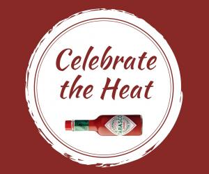 Celebrate the Heat of Tabasco Spotify Playlist