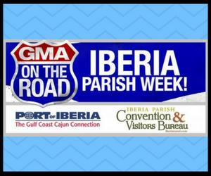 KATC Good Morning Acadiana On the Road: Iberia Parish