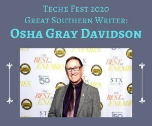 2020 Great Southern Writer: Osha Gray Davidson