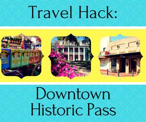 Travel Hack New Iberia Downtown Historic Pass