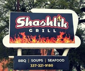 Shashlik Grill is Now Open in New Iberia