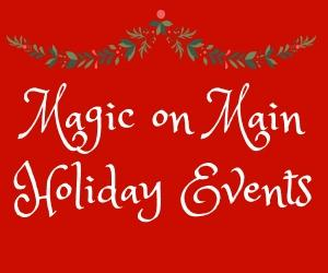 Magic on Main holiday Christmas in Iberia parish events