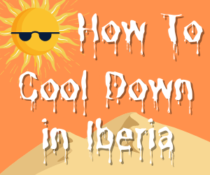 How to Cool Down in Iberia