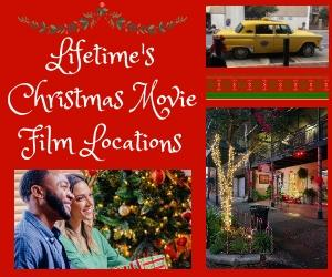 "Lifetime's ""Christmas in Louisiana"" Movie Locations"