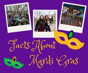 Facts About Mardi Gras