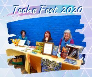 Books Along the Teche Literary Festival 2020
