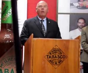 Embedded thumbnail for Tabasco Factory Ribbon Cutting