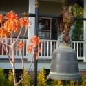 Bell in Rip Van Winkle Gardens Jefferson Island - Courtesy of Iberia Parish CVB