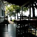 Cafe Jefferson Porch Rip Van Winkle Gardens Jefferson Island - Courtesy of Iberia Parish CVB