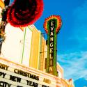 Evangeline Theatre Historic Downtown New Iberia - Courtesy of Iberia Parish CVB