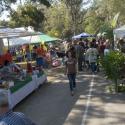 Festival in New Iberia City Park - Courtesy of Iberia Parish CVB