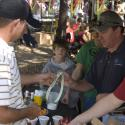 Festival in New Iberia City Park - Courtesy of Iberia Parish CVB