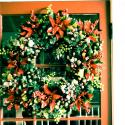 Seasonal Arrangement - Courtesy of Iberia Parish CVB