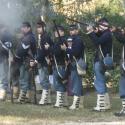 Shadows-on-the-Teche Civil War Encampment - Courtesy of Iberia Parish CVB