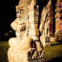 Stone Statues in Rip Van Winkle Gardens Jefferson Island - Courtesy of Iberia Parish CVB